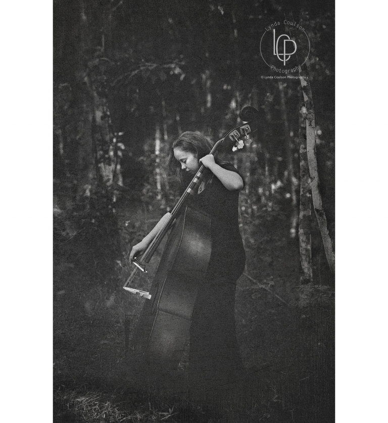 Music Conceptual Portrait