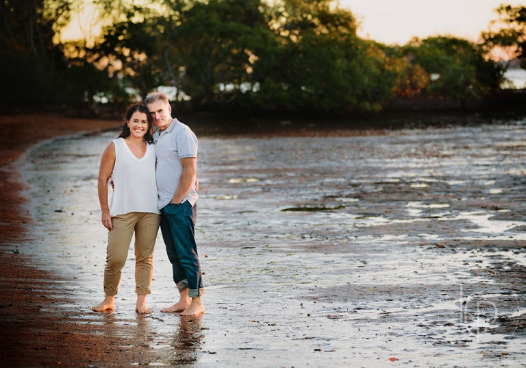 Brisbane Portrait of Mum and Dad