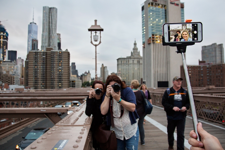 NYC - photographers from Queensland
