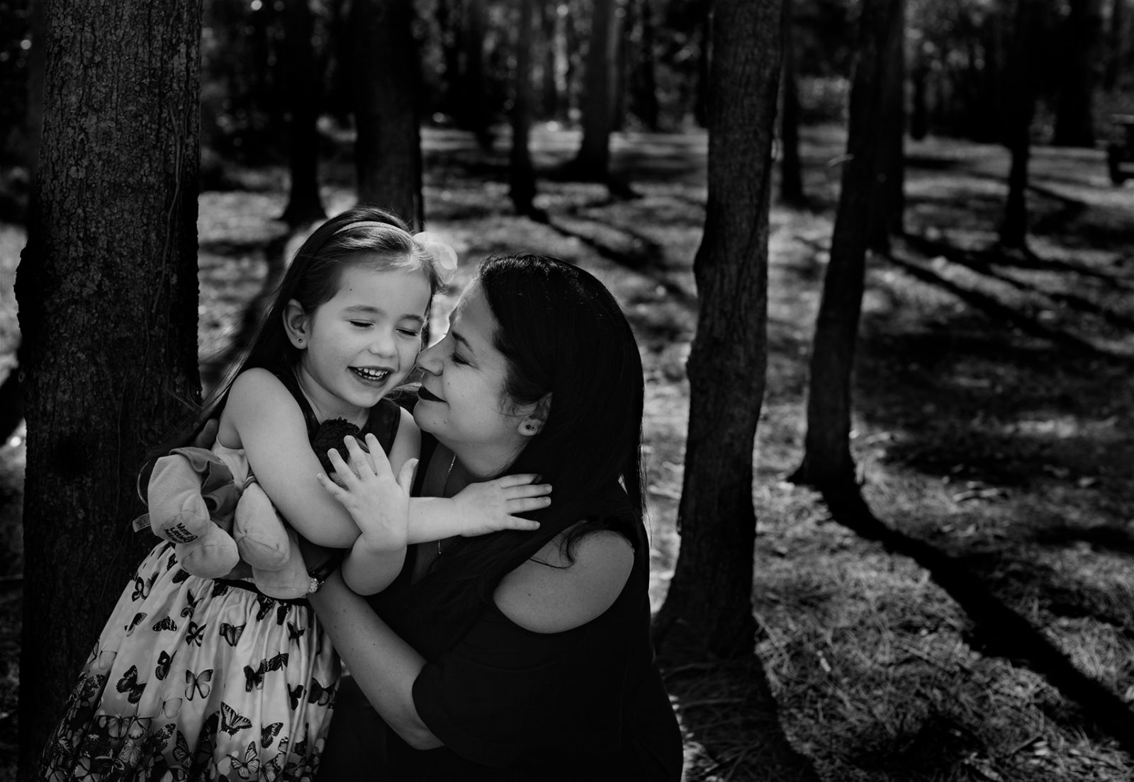 Mother and Daughter portraits in Brisbane